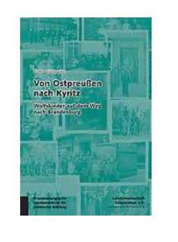 Buchtitel Von Ostpreussen nach Kyritz